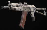AK-74u Debris Gunsmith BOCW