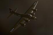 Ball Turret Gunner B-17 WWII
