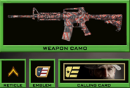 C.O.D.E. Brass Pack Contents MWR