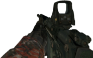 FAL Holographic Sight MW2
