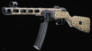 PPSh-41 Growl Gunsmith BOCW