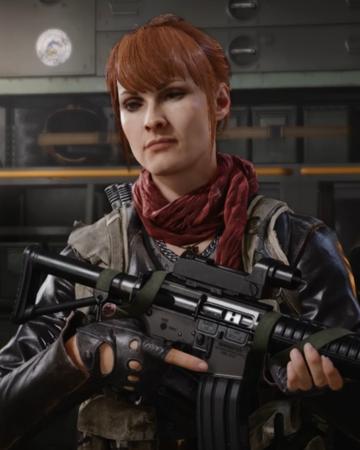 Portnova Call Of Duty Wiki Fandom