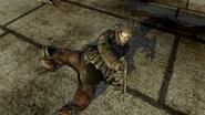 Десантник упал