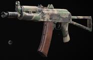 AK-74u Platoon Gunsmith BOCW