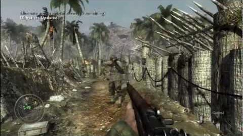 Call of Duty World at War - Campaign - Burn 'em Out