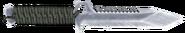 Combat Knife model BOII