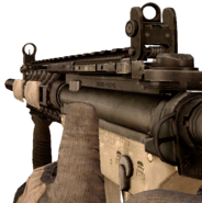 M4A1 Cocking MW2