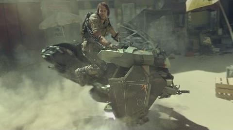 """Officielle Call of Duty® Advanced Warfare Live Action Bande-annonce - """" Découvrez votre pouvoir """""""