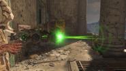 Ray gun mark 3 firing thirdperson BO3