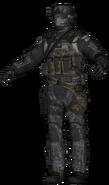 SEAL Team Six Assault model BOII