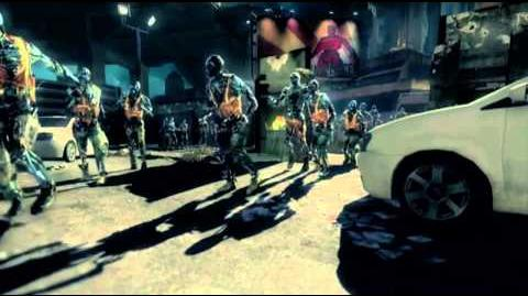 Call Of Duty Online China Robot Zombies New Gametype-0
