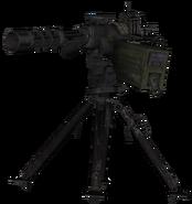Sentry Gun Destroyed model MW2