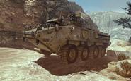 Stryker Afghan MW2