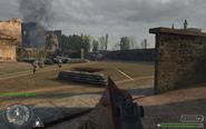 Tank 1 Ste. Mere-Eglise-Day CoD1