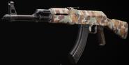 AK-47 Coercion Gunsmith BOCW