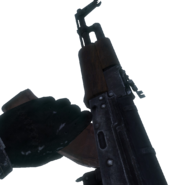 AK-47 Extended Mags Reload BO