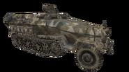 Sd. Kfz. 251 model WaW