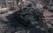 T-90 Scorched Earth MW3