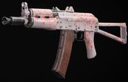 AK-74u Cherry Blossom Gunsmith BOCW