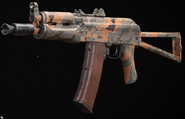 AK-74u Gunrunner Gunsmith BOCW
