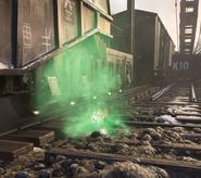Call of Duty WWII тактический маркер 2