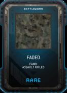 Faded Camo Supply Drop Card MWR