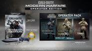 Operator Edition Bonuses MW