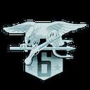 SEAL Team Six beta logo BOII