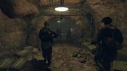 Mujahideen cave BOII