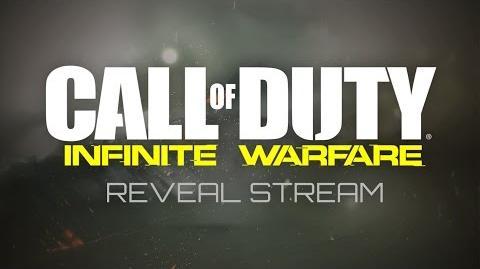 Call of Duty® Infinite Warfare Reveal Stream