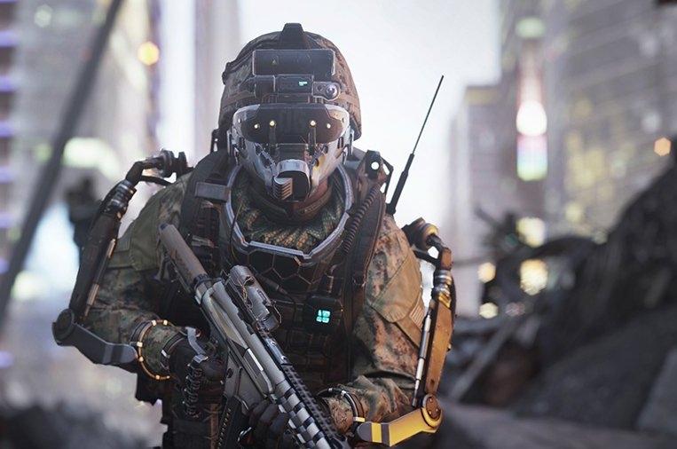 Джексон (Advanced Warfare)