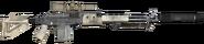 M14 EBR Scoped 3rd Person MW2