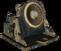 Subsurface Resonator model BOII