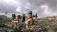 AdvancedRookie Tropas soldier aiming MP5k