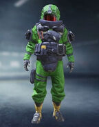 CODM Hazmat Bomber