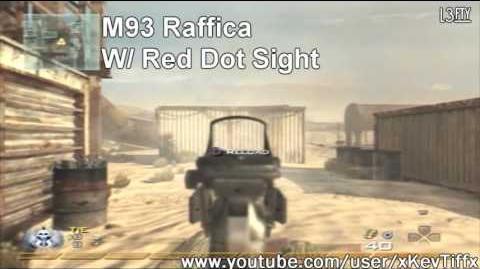 Call_of_Duty®_Modern_Warfare_2_-_M93_Raffica_Machine_Pistol_Attachments_Guide_(All_Attachments)