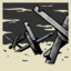 Distinguished Service trophy icon WWII.png