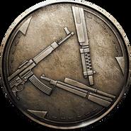 Gun Game Icon WWII