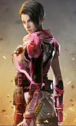 Scylla Pink Hearted CODM