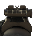 Vepr iron sights CoDG