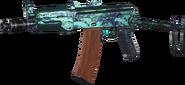 AK-74u Neon Tiger MWR