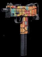 MAC-10 Groovy Gunsmith BOCW