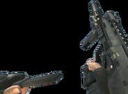 MP7 Silencer Reload MW3