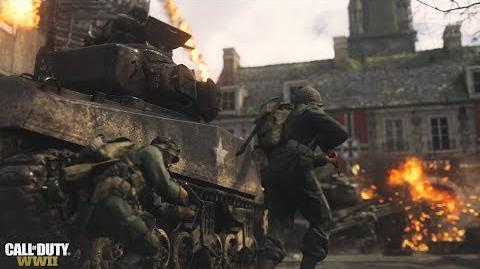 Making Call of Duty® WWII Multiplayer Livestream