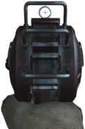 Ray Gun iron sights WaW