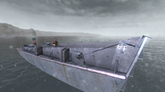 Royal Navy LCVP CoD2