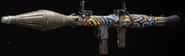 RPG-7 Funkadelic Gunsmith BOCW