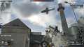 Attack Helicopter over Chemical Plant CoDO
