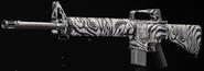 M16 Zebra Gunsmith BOCW