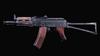 AK-74U Gunsmith Model BOCW